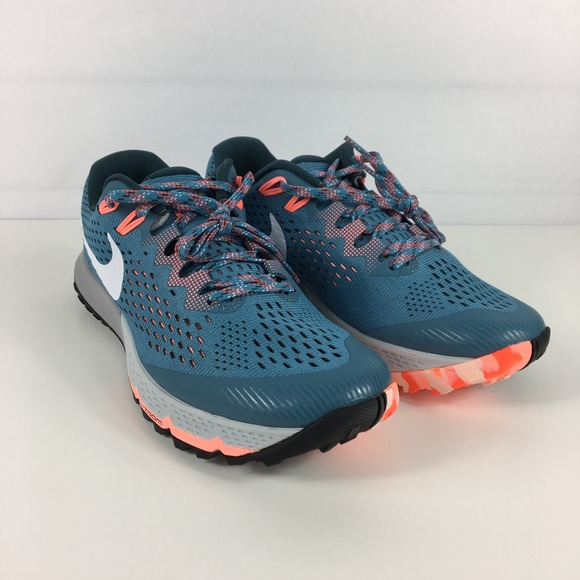 new products fd134 3485d Nike Air Zoom Terra Kiger 4 Trail Shoe Womens NWT